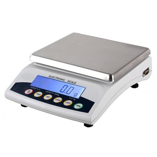 Sensodroid BT6000Y wireless bluetooth digital scale